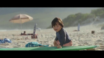 Evian TV Spot, 'Baby Bay'