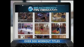 Beachbody On Demand TV Spot, 'Love Your Body'