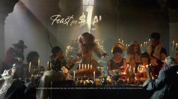 Taco Bell TV Spot, 'Feast' - Thumbnail 9
