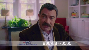 AAG Reverse Mortgage TV Spot, 'Part of the Family' Feat.Tom Selleck