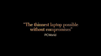 HP Spectre TV Spot, 'Power Never Looked So Thin'
