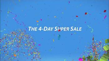 Sherwin-Williams 4-Day Super Sale TV Spot, 'Save'