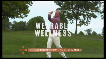 Tommie Copper TV Spot, 'Wearable Wellness' Featuring Boomer Esiason