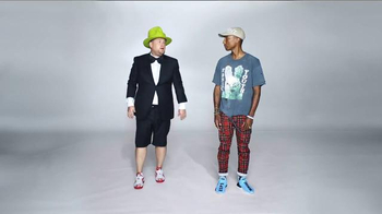 Apple Music TV Spot, 'The All-New Apple Music' Feat. James Corden, Pharrell