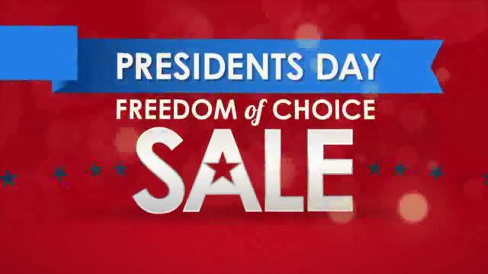 Furniture Presidents Day Sale