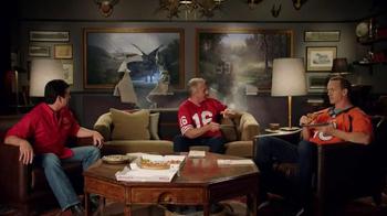 Papa John's TV Spot, 'After Super Bowl 50' Feat. Peyton Manning, J. J. Watt - 1563 commercial airings