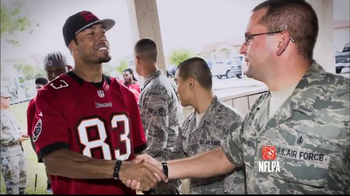 USAA TV Spot, 'Salute to Service: Jackson and McAfee'