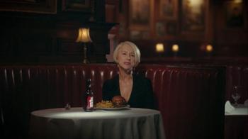 Budweiser Super Bowl 2016 TV Spot, 'Give a Damn' Featuring Helen Mirren