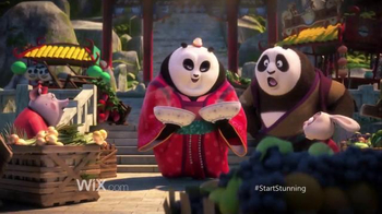Kung Fu Panda Discovers the Power of Wix thumbnail