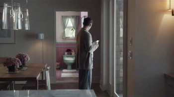 Quicken Loans Rocket Mortgage TV Spot, \'Bathroom\'