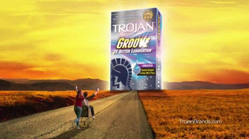Trojan Groove TV Spot, \'Two Times\'