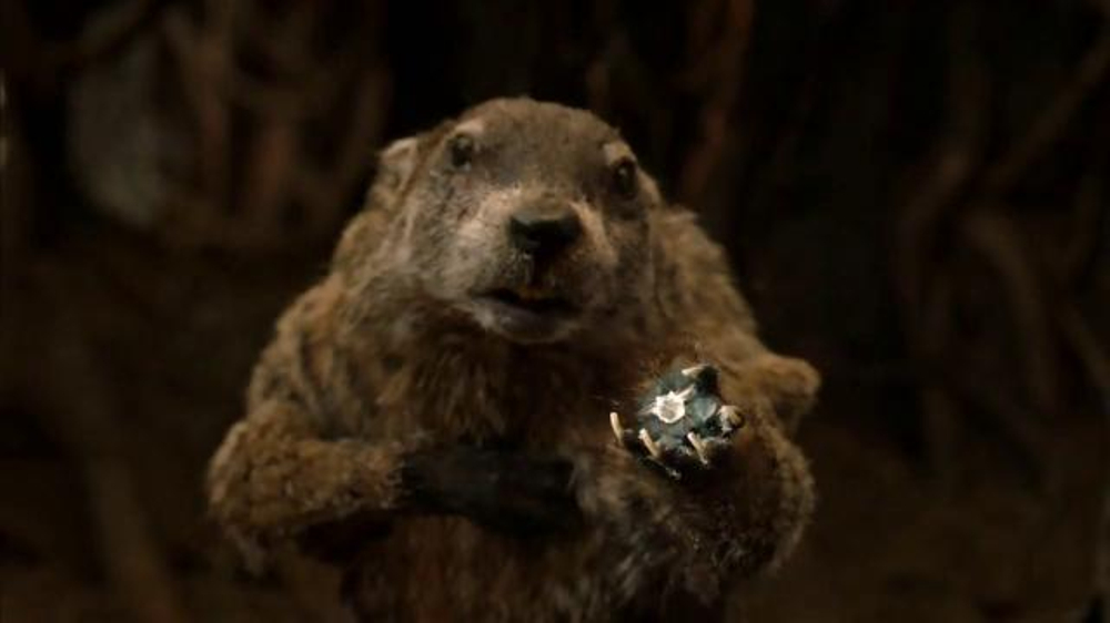 Farmers insurance tv spot romantic rodent featuring rickie fowler