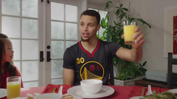 NBA TV Spot, 'Dining Table' Feat. Stephen Curry, Jeremy Lin, James Harden - Thumbnail 7