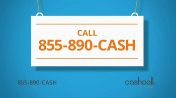 Cash Call TV Spot, 'Lowest Payment Possible'