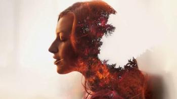 Glade TV Spot, 'Feel Warm Inside: Big, Beautiful Candle'