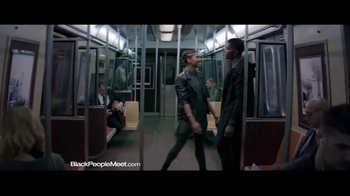 BlackPeopleMeet.com TV Spot, 'Subway: Modern Love'