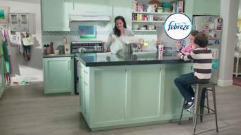 Febreze TV Spot, 'Does Your Kitchen Smell?' - Thumbnail 1