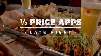 Applebee's Half-Price Apps TV Spot, 'Early Bird'
