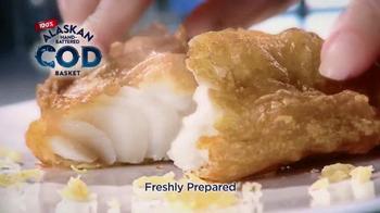 Long John Silver's Alaskan Cod Basket TV Spot, 'Satisfy Your Craving'