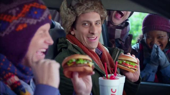 Sonic Drive-In Half-Price Cheeseburgers TV Spot, 'Crowd' - 131 commercial airings