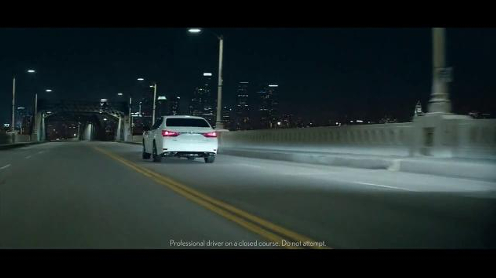 2016 lexus gs f sport tv commercial 39 leave the competition behind. Cars Review. Best American Auto & Cars Review