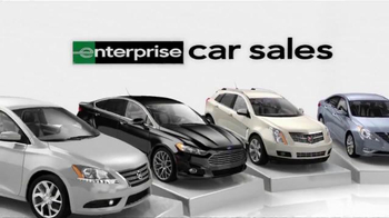 Enterprise Car Sales TV Spot, 'Shift Your Thinking'