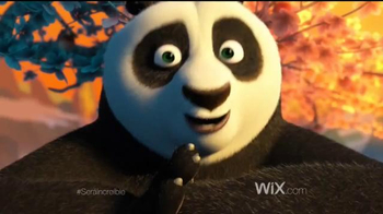 Wix.com Super Bowl 2016 TV Spot, 'Kung Fu Panda 3' [Spanish] - 194 commercial airings