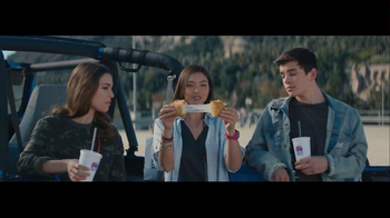 Taco Bell Super Bowl 2016 TV Spot, 'Bigger Than...' Featuring George Takei