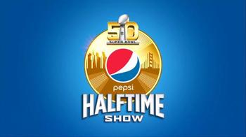CBS: Super Bowl 2016 Halftime Show