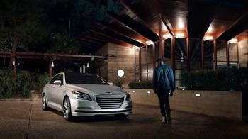 2016 Hyundai Genesis Super Bowl 2016 TV Spot, 'First Date' Feat. Kevin Hart - Thumbnail 1