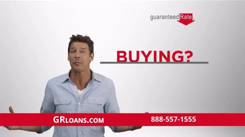 Guaranteed Rate TV Spot, 'Question' Featuring Ty Pennington