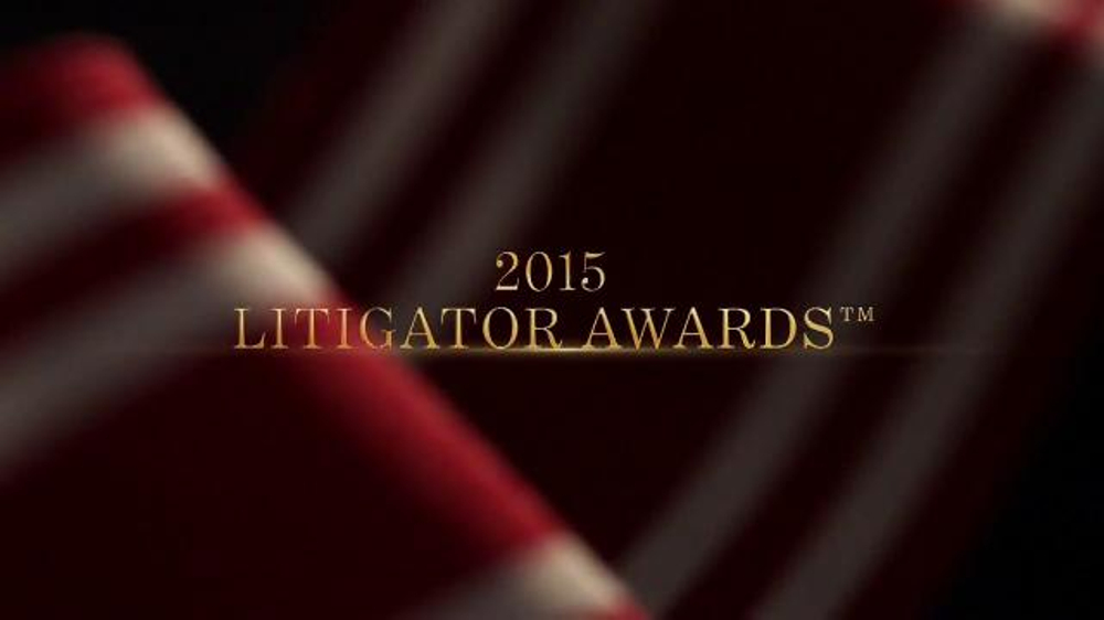 Pulaski Law Firm >> Trial Lawyers Board of Regents TV Commercial, '2015 Litigator Awards' - iSpot.tv