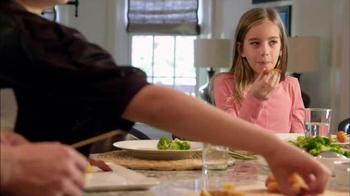 SeaPak Jumbo Butterfly Shrimp TV Spot, 'Food Network: Family Meals'