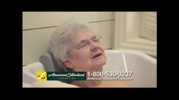 American Standard Liberation Walk In Bathtub TV Commercial 39 Ease Of Use