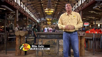 Bass Pro Shops Trophy Deals TV Spot, 'Ammo, Vest and Fishing Classic' - 21 commercial airings