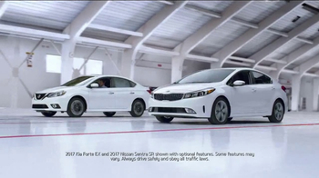 2017 Kia Forte TV Spot, 'Paint Test' - Thumbnail 1