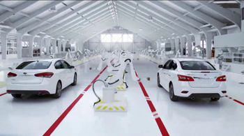 2017 Kia Forte TV Spot, \'Paint Test\'