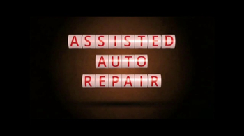 Assisted Auto Repair TV Spot, 'Save Thousands'
