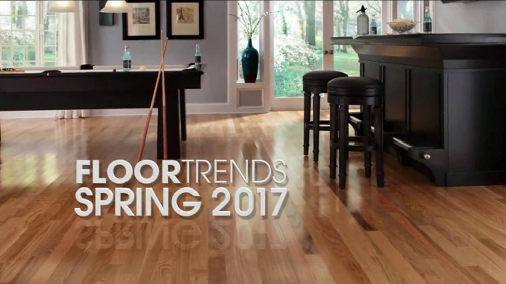Lumber Liquidators TV Commercial, U0027Floor Trends Of Spring 2017u0027   ISpot.tv