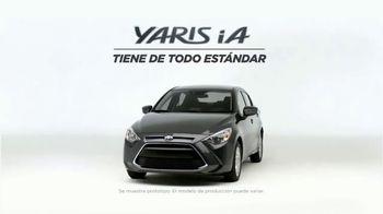 2017 Toyota Yaris iA TV Spot, 'Bombas y platillos' [ Spanish] - Thumbnail 1