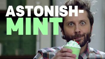 McDonald's McCafé Shamrock Chocolate Madness TV Spot, 'Announce-Mint'