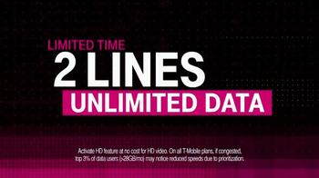T-Mobile One TV Spot, 'Lemonade'