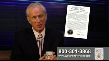 Westminster Mint TV Spot, 'American Gold Eagle' - 191 commercial airings