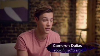 X Out TV Spot, \'Social Media Celebrity\' Featuring Cameron Dallas