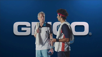 GEICO TV Spot, 'Racquetball: Crushed'