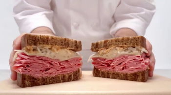 Arby\'s New York Double Stack Reuben TV Spot, \'For More\'s Sake\' Song by YOGI