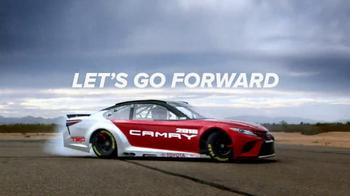 Toyota Racing TV Spot, 'The Rush'