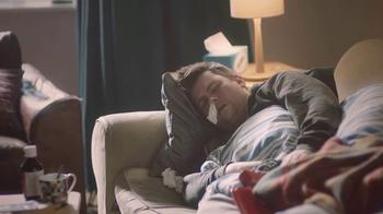 Amazon Echo Dot TV Spot, 'Alexa Moments: Man-Flu'