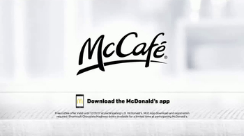 McDonald's McCafé Shamrock Chocolate Madness TV Spot, 'Enlighten-Mint' - Thumbnail 7