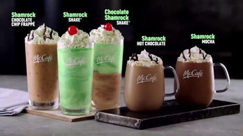 McDonald's McCafé Shamrock Chocolate Madness TV Spot, 'Enlighten-Mint' - Thumbnail 6